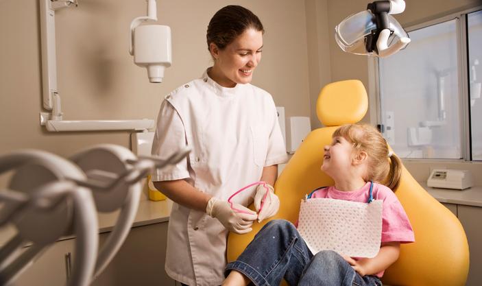 Corso di assistente alla poltrona odontoiatrica istituto pareto
