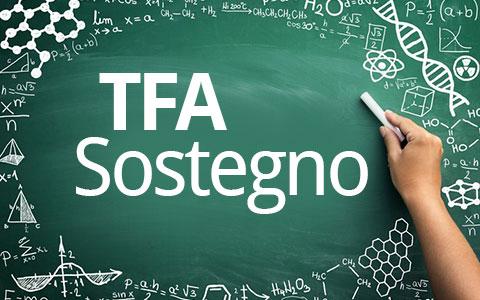 Corso di Preparazione TFA Sostegno 2019