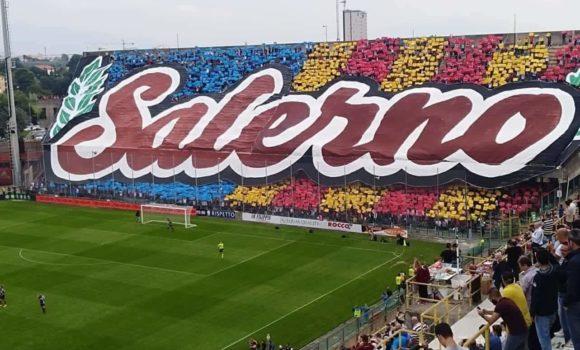 Istituto Pareto sponsor Salernitana