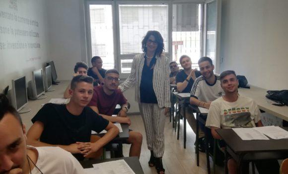 Seconda prova AFM Istituto Pareto Salerno