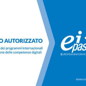 Certificazioni informatiche Eipass Pareto Salerno