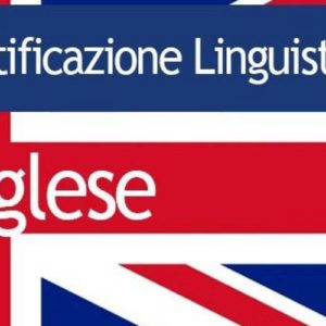Certificazioni linguistiche inglese B2 e C1 Pareto Salerno