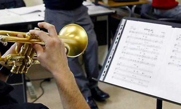 Concorso straordinario strumento musicale Istituto Pareto Salerno