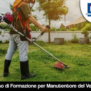 Qualificazione Regione Campania corso Manutentore del Verde/Giardiniere
