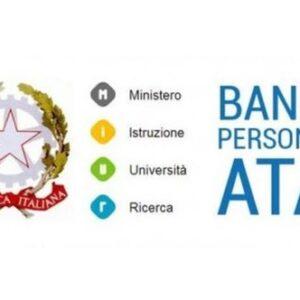 Personale ATA punteggio: coordinatore amministrativo Salerno Pareto